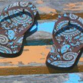 Boty do vody k moři