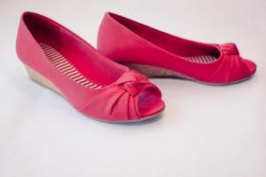 neonové boty